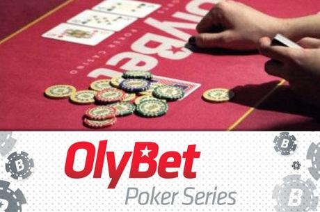 """Kvalifikuokis į """"OlyBet Poker Series"""" turnyrus"""