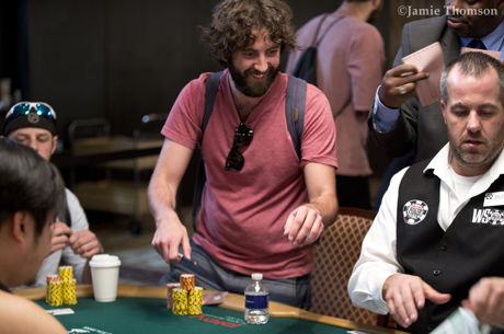 Toby Joyce é o Novo Chip Leader do Evento #5: THE COLOSSUS III