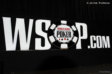 Joseph Mitchell Wins Event #8: $333 WSOP.com Online Little Grind