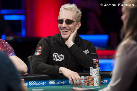 WSOP: Bertrand Grospellier Lidera Confortavelmente Mesa Final do High Roller for One Drop