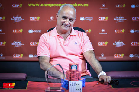 Un pacto convierte a Javier R. Mazorriaga en campeón del CEP Alicante 2017