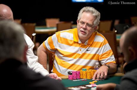 WSOP: Terry Jennings Lidera Últimos 7 no Evento #7; Mike Gorodinsky na Frente do Evento #9
