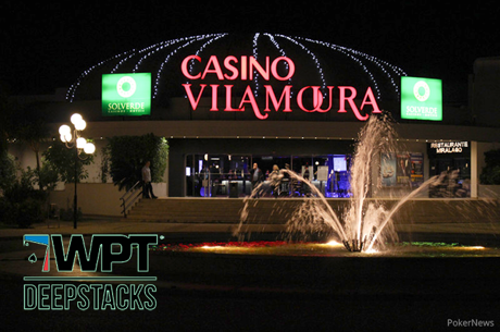 Revelado Calendário do World Poker Tour DeepStacks Vilamoura