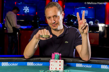Jesse Martin Wins WSOP Event #7: $2,500 Mixed Triple Draw Lowball