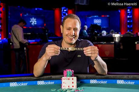 2017 World Series of Poker: Jesse Martin gewinnt Event 7