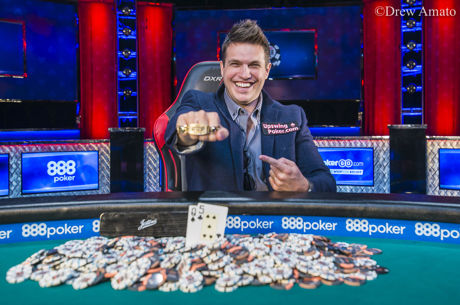 Doug Polk gana el Evento #6 de las WSOP: $111.111 High Roller for One Drop
