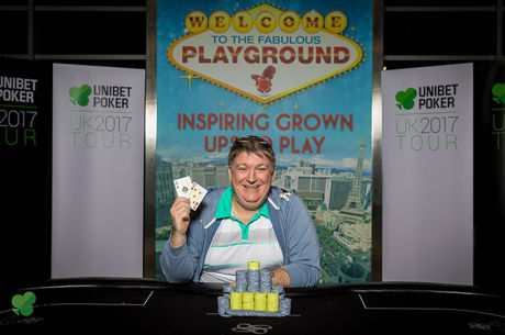 Andrew Mackenzie Crowned Unibet UK Poker Tour Glasgow Champion