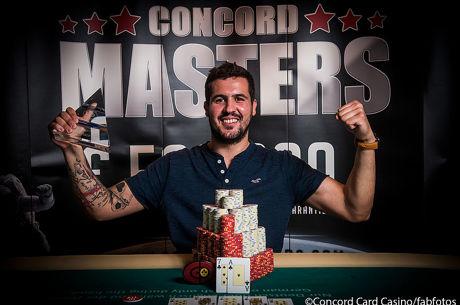 Danijel Tatarovic gewinnt das Concord Masters 2017
