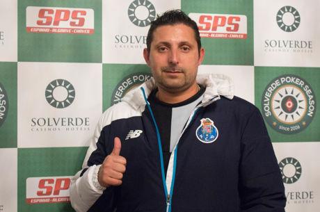 Fausto Silva 6º no Main Event do Italian Poker Open (€36,200)
