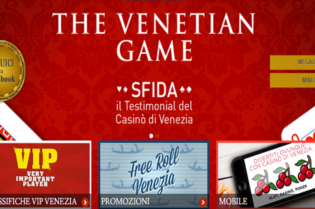 The Venetian Game Al Casinò Di Venezia On Line