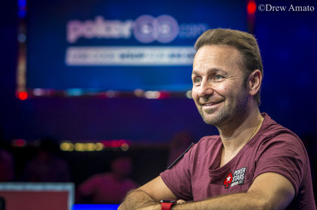 Daniel Negreanu e Abe Mosseri no Heads-up do Evento #9