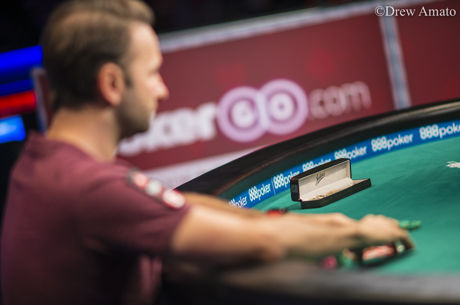 WSOP Day 7: Negreanu Just One Away From a Bracelet