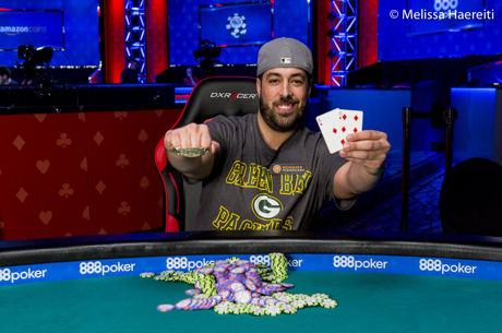 Thomas Pomponio Wins WSOP Event #5: THE COLOSSUS III for $1,000,000