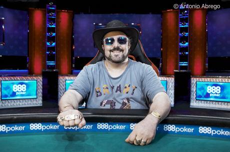 WSOP: David Bach Conquista Evento #11: $1,500 Dealers Choice 6-Handed