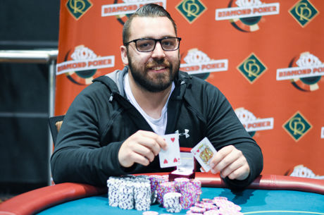 Mike Bajona Wins First Event of Diamond Poker Classic