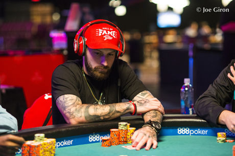 WSOP Day 8: Two Canadian Runner-Up Finishes