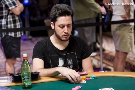 Adrián Mateos se cuela entre los 4 mejores del $10K Heads-Up