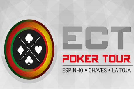 De 7 a 9 de Julho Etapa #2 ECT Poker Tour no Hotel Casino Chaves
