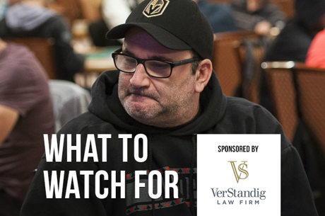 WSOP Day 11: Mike Matusow Nears Final Table of $10K Dealer's Choice