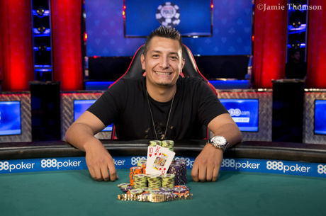 Bracelete Dourada para Anthony Marquez no Evento #16: $1,500 No-Limit Hold'em 6-Handed