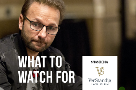 WSOP Day 12: Negreanu Shining Again in 8-Game Event