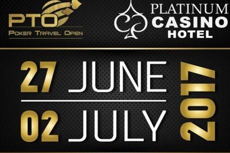 Poker Travel Open фестивал от 27 юни до 2 юли в Платинум...