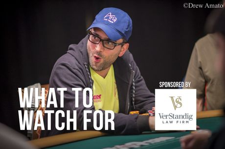 WSOP Day 13: Esfandiari, Cada Return for Day 2 of Millionaire Maker