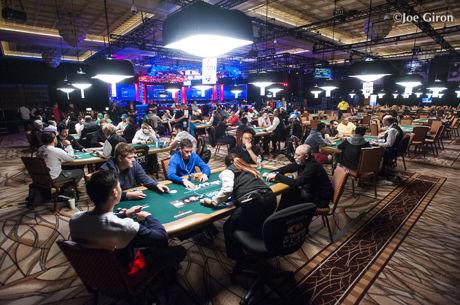 WSOP: Resumo da Ação do Dia 1B do Millionaire Maker, Evento #21 e Evento #22