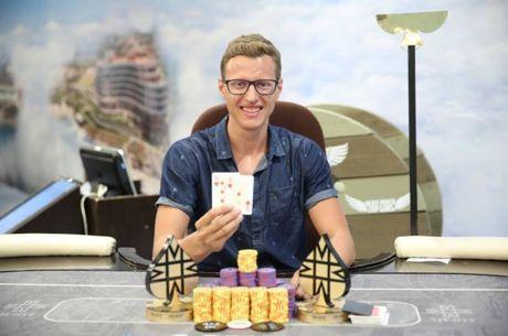 """""""Merit"""" pokerio serijoje dominavęs Arūnas Sapitavičius susižėrė 200,000 dolerių"""