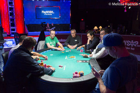 World Series of Poker Tells: Knowing When to Fold 'Em