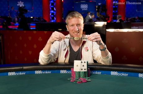 2017 World Series of Poker: Shane Buchwald siegt bei Event 24