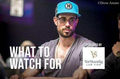 WSOP Day 16: Obst, Schulman Headline Razz Championship Finale
