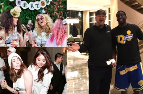 Tweet, Tweet, Bad Beat: Mad Hatter Parties and NBA Champs in Vegas