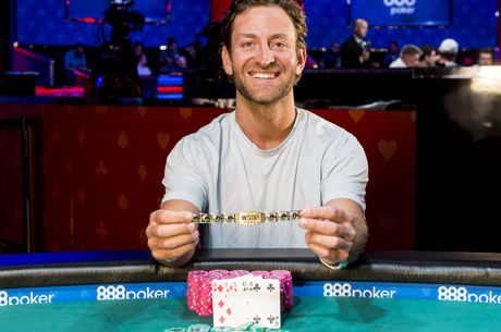 2017 World Series of Poker: Brian Brubaker gewinnt Event 28; Kruse Vierter