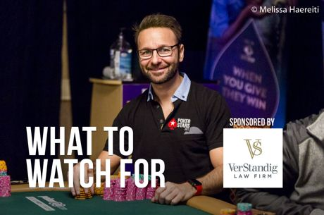 WSOP Day 18: Daniel Negreanu Leads Final 15 in H.O.R.S.E. Championship