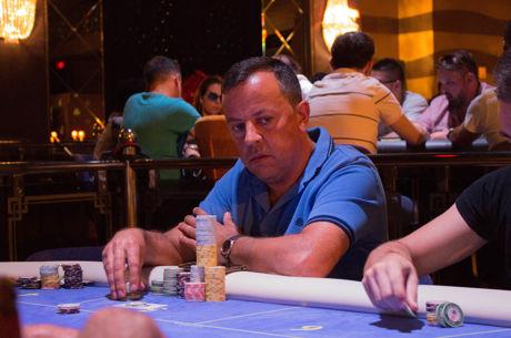 Carlos Marques Lidera Dia 1do Main Event da Etapa #5 Solverde Poker Season 2017