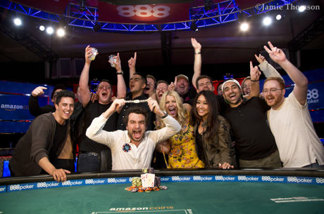 2017 World Series of Poker Quiz #3: Bracelet Breakthroughs