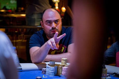 Pedro Madeira Lidera Dia 2 da Etapa #5 Solverde Poker Season