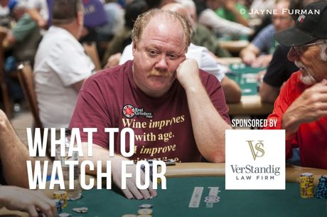 WSOP Day 19: Heimiller Making Another Seniors Run, Matusow in $10K 2-7