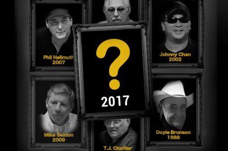 Poker Hall Of Fame : Votez pour votre champion favori