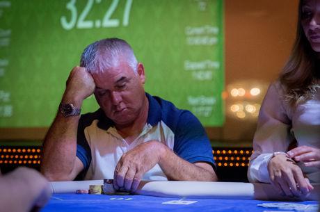 Patrick Morgan Lidera Mesa Final Etapa #5 Solverde Poker Season 2017
