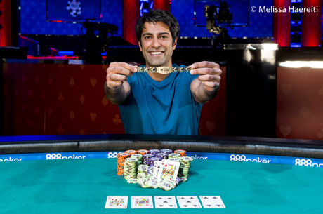 Gaurav Raina Conquista Evento #29: $2,500 No-Limit Hold'em