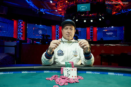 2017 World Series of Poker: Vladimir Shchemelev holt Event 32