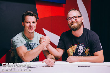 Tristan Chevalier and Petteri Vanhapelto Dominate 2017 Cash Game Festival Malta