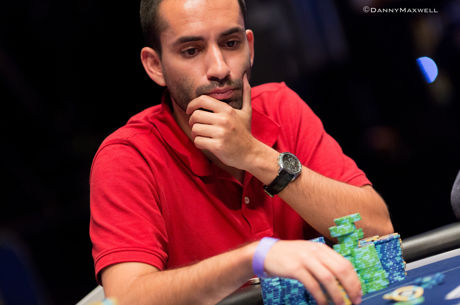 Naza114 no Dia 2 do Evento #36: $5,000 No-Limit Hold'em 6-Handed