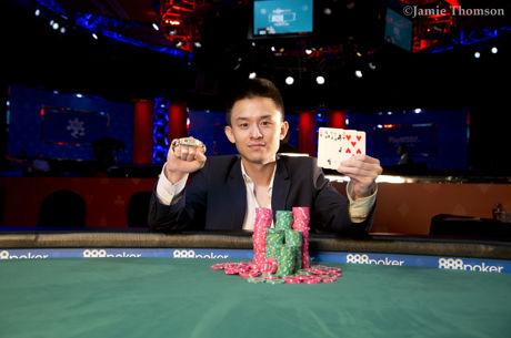 Ben Yu wint WSOP $10.000 Limit 2-7 Lowball Triple Draw Championship!
