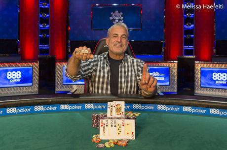 Frank Maggio Conquista Evento #31: $1,000 Seniors No-Limit Hold'em Championship