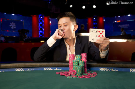 Ben Yu Vence 2ª Bracelete no Evento #34: $10,000 Limit 2-7 Lowball Triple Draw Championship