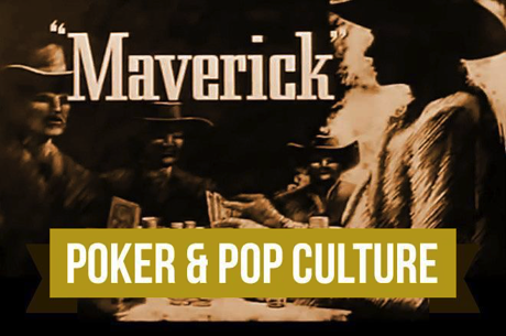 Poker & Pop Culture: Bret Maverick, Card-Playing Comic Cowboy
