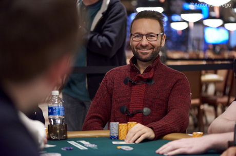 WSOP Day 20: Negreanu Has Heaps in $10K Limit Championship